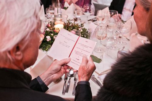 Menükarte Catering Akzent Hotel Deutsche Eiche Uelzen