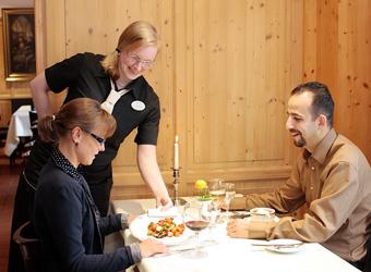Restaurant Veerßer Stube im Akzent Hotel Deutsche Eiche Uelzen